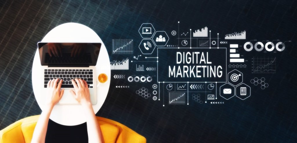 digital marketing-strategy for small business